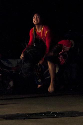 Kuda Kepang / Kuda Lumping dancer