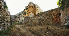 we've been expecting you (frank maiello) Tags: castle frank hellas places medieval greece venetian fortress pylos fortified peloponnese navarino ελλάδα maiello messenia neokastro