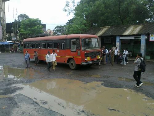 uran bus depot