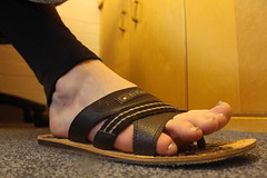 Toe flexing (softboyfeetx) Tags: boy white sexy male feet giant foot big toes arch 10 sandals nail smooth platform young arches 11 size heels heel vein veins ankle soles sandal thick ankles wrinkled boyfeet veiny poish