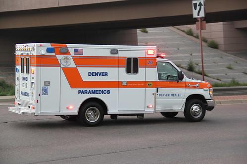 Flickriver: Denver Paramedics pool