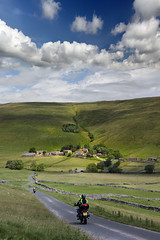 God's own country... North Yorkshire (Stephen Laverack) Tags:
