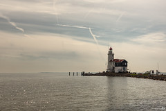 Lighthouse, Horse of Marken (BraCom (Bram)) Tags: lighthouse holland nederland thenetherlands historical vuurtoren marken ijsselmeer noordholland waterland historisch rijksmonument paardvanmarken horseofmarken bracom rm28274