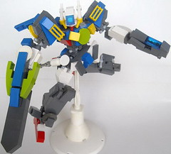 MR-03 (torokimasa) Tags: robot lego mecha robo