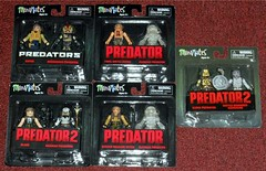 MiniMates - Predator, Series 2 (Darth Ray) Tags: predator2 series2 minimates predator 2 predators series royce berserker final battle dutch cloaked blain shaman rescue mission elder battledamaged harrigan tru execlusive bbts pileofloot delivers pile loot