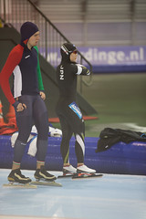 A37W7677 (rieshug 1) Tags: speedskating schaatsen eisschnelllauf skating worldcup isu juniorworldcup worldcupjunioren groningen kardinge sportcentrumkardinge sportstadiumkardinge kardingeicestadium sport knsb ladies dames 500m