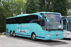 John Martin JM57 HOL (johnmorris13) Tags: johnmartin jm57hol mercedes tourismo coach
