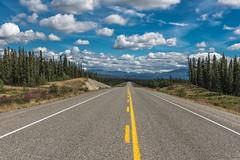 Yukon Highway (oliverhummell) Tags: kanada nordamerika reisen yukon canada travel highway