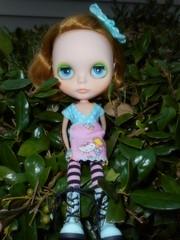 My sweet Beautiful Claire Bear <3