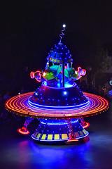 Paint the Night parade in Disneyland (GMLSKIS) Tags: disney california amusementpark anaheim paintthenight parade disneyland
