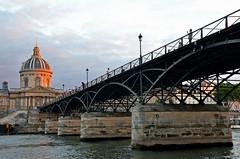 paris_2016_2604 (rollertilly) Tags: paris seine bateaux mouches frankreich france bootsfahrt brcken ponts pontneuf eiffelturm abendsonne