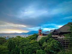 2016-08-25 17.34.49 (pang yu liu) Tags: 2016 08 aug  travel kansai   japan  temple  kiyomizudera kyoto