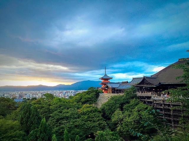 ひと味違う!京都の夜景を紹介|おすすめスポット15選