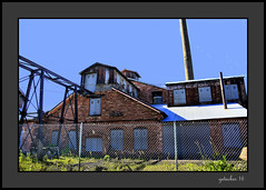 Quincy Smelter (the Gallopping Geezer 3.8 million + views....) Tags: mining smelter quincysmelter industry copper hancock mi michigan upperpeninsula smalltown industrial building structure canon 5d3 tamron 28300 geezer 2016 closed abandoned decay decayed worn faded vacant