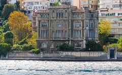 DSC00081-2-2 (UmitCukurel) Tags: bosphorus istanbul turkiye turkey turquia boat ship sonyalpha sky cloud sun nature architecture landscape seagull gaviota tr