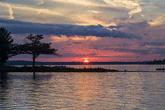Last days of summer (wiltsepix) Tags: higgins lake detroit point michigan sunset summer