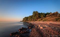 Ostkste (Re Ca) Tags: fehmarn ostsee goldenestunde goldenhour katharinenhof ostkste langzeitbelichtung sunrise sonnenaufgang meer strand wasser sigma1020mm nd30 eos 70d