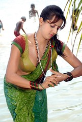 South Actress SANJJANAA Photos Set-6-Mahanadi Clips (11)