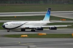 """1002"" Iran Government 707-3J9C Vienna 01/04/2016 (Tu154Dave) Tags: iran government airforce boeing 707 7073j9c vienna 1002 epajd vie austria airport aircraft classic iranian"