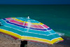 Last Hint O'Summer (jah32) Tags: colour color colours colors beach beaches atthebeach portglasgow ontario canada labourday summer summertime summercolours summercolour umbrella