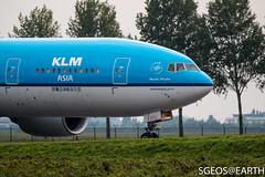 KLM Machu Picchu (SGEOS@EARTH) Tags: airplane airport schiphol aviation aviationphotography klm china cargo vue emirates machu picchu