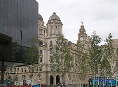 Liverpool - Port of Liverpool Building (grab a shot) Tags: panasonic lumix gx80 england uk liverpool portofliverpoolbuilding threegraces
