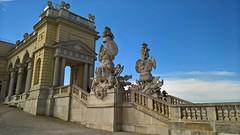 Vienna (heytampa) Tags: vienna austria schnbrunner schlosspark park gloriette statue