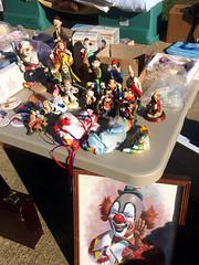Table of Clowns (byzantiumbooks) Tags: werehere hereios clowns