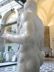 L'armonia del canone policleteo (Minerva's_Owl) Tags: napoli museo achille pompei lancia simmetria canone armonia proporzioni doriforo policleto chiasmo policleteo