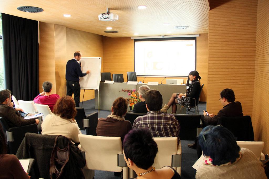 Jornada de Etorbizi en Izarra Centre