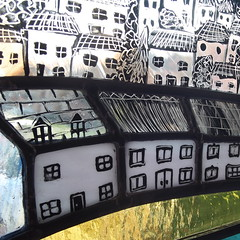 "houses painted stained glass details • <a style=""font-size:0.8em;"" href=""http://www.flickr.com/photos/46452793@N03/7146192013/"" target=""_blank"">View on Flickr</a>"