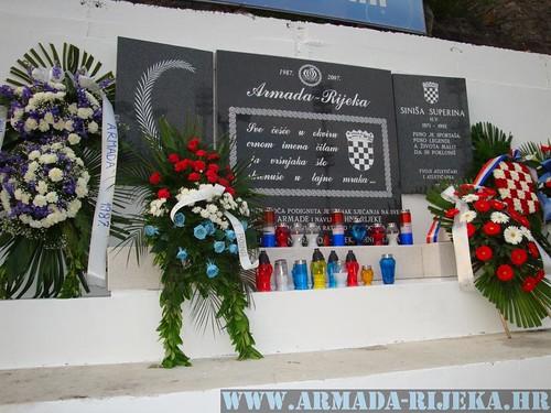 22. rođendan Armade