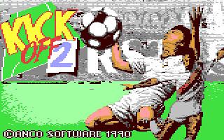 przegląd gier piłkarskich na C64