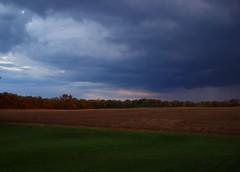 rain and sun (LaLa83) Tags: blue trees ohio sky sun green field grass rain weather clouds spring farm sony may alpha 2012 a230 fairfieldcounty ruralohio stoutsville ohiofoothills