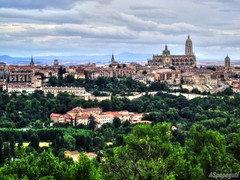 Segovia (ASpepeguti) Tags: espaa spain segovia castillaylen olympusmju400 aspepeguti photomatixpro42 satorgettymomentos