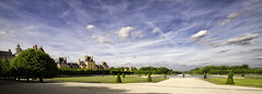 Fontainebleau (@lain G) Tags: france nature architecture campagne iledefrance chteau parc fontainebleau constructions seinemarne