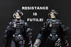 The End (RIF365) Tags: startrek borg resistanceisfutile 365project rif365