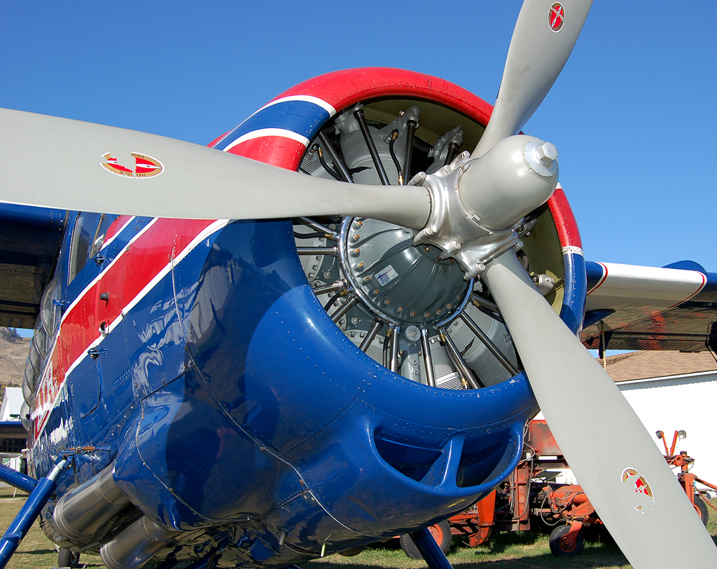 The World's newest photos of dehavilland and radial - Flickr