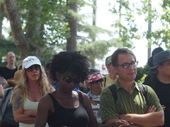 Part of our group (Anika Malone) Tags: walking losangeles tour bigparadela bigparadela2012