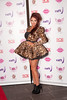 Amy Childs 'Fake Bake' celebrity ball at the Radisson hotel - Arrivals Glasgow, Scotland