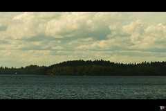 Temagami view (TedRysz3) Tags: lake canada boats 50mm spring fishing temagami 60d
