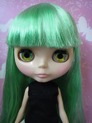Peppermint with New Eye Chips