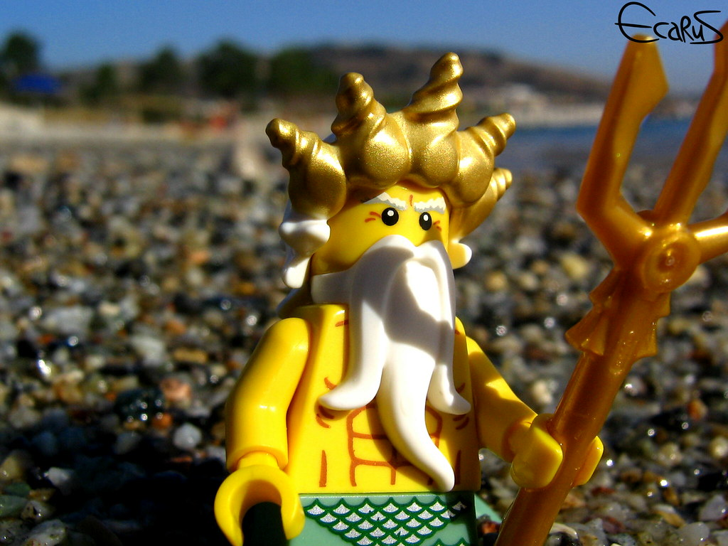The World S Best Photos Of Minifigs And Ocean Flickr