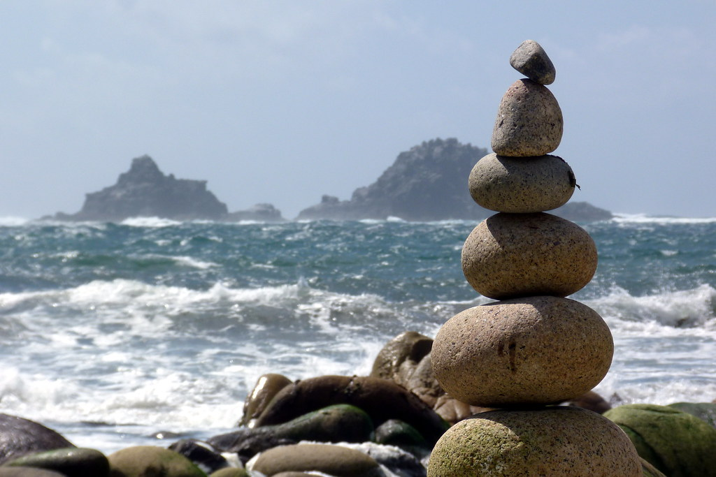 Rock stack 1