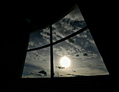 Window View (Ph0tomas) Tags: sky newmexico clouds landofenchantment mygearandme