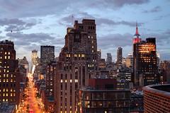 Empire State Building - Amazing Spiderman HDR (ccho) Tags: nyc manhattan spiderman esb empirestatebuilding gothamist hdr