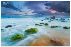 Colours flow (alonsodr) Tags: sunset beach atardecer andaluca seascapes sony playa filter puestadesol reverse alpha cdiz alonso tarifa graduated inverso marinas carlzeiss filtro degradado a900 alonsodr nd1000 gnd8 alonsodaz alpha900 degradadoinverso micarttttworldphotographyawards micartttt cz1635mm reversegnd8