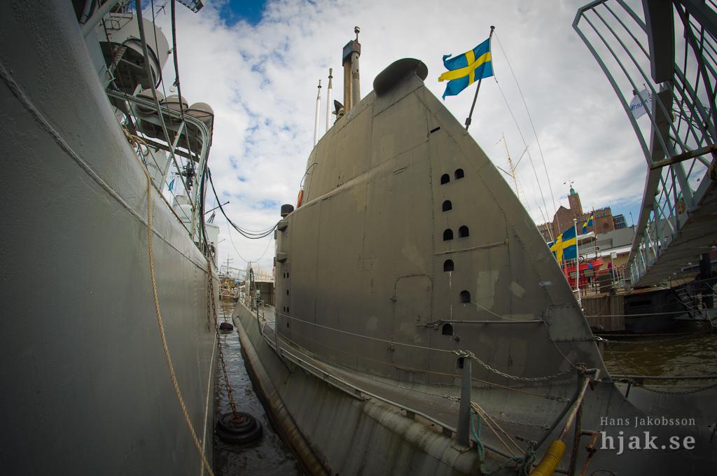 ubåt gävle