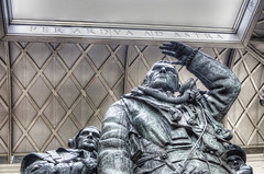 Bomber Command Memorial, Green Park, London (IFM Photographic) Tags: london westminster canon is wwii kitlens worldwarii greenpark ww2 1855mm hdr raf worldwar2 philipjackson royalairforce cityofwestminster 19391945 f3556 450d liamoconnor efs1855mmf3556is vickerswellington bombercommandmemorial handleypagehalifaxiii img957345tonemappeda