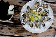Buck Bay Oysters, Orcas Island (guessica) Tags: food shellfish seafood orcasisland sanjuanislands pnw 2012 pnw2012